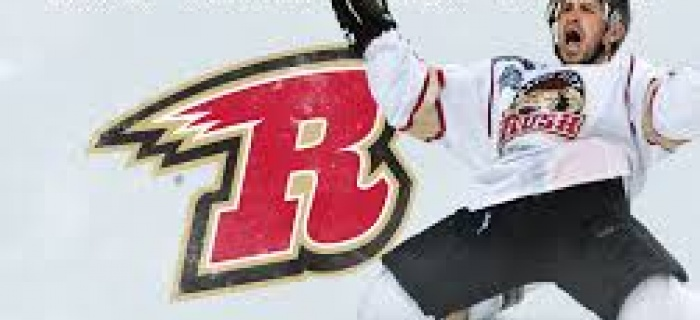 Rapid City Rush Hockey Game - Mar 12, 2016 | Black Hills
